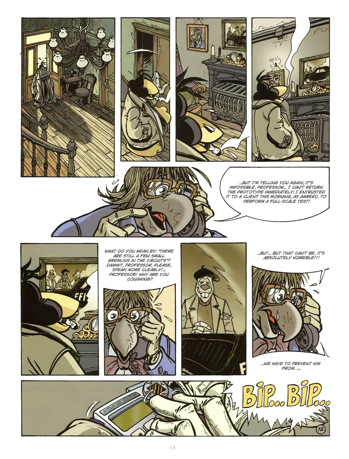 Une enquête de l'inspecteur Canardo issue 11 - Page 15