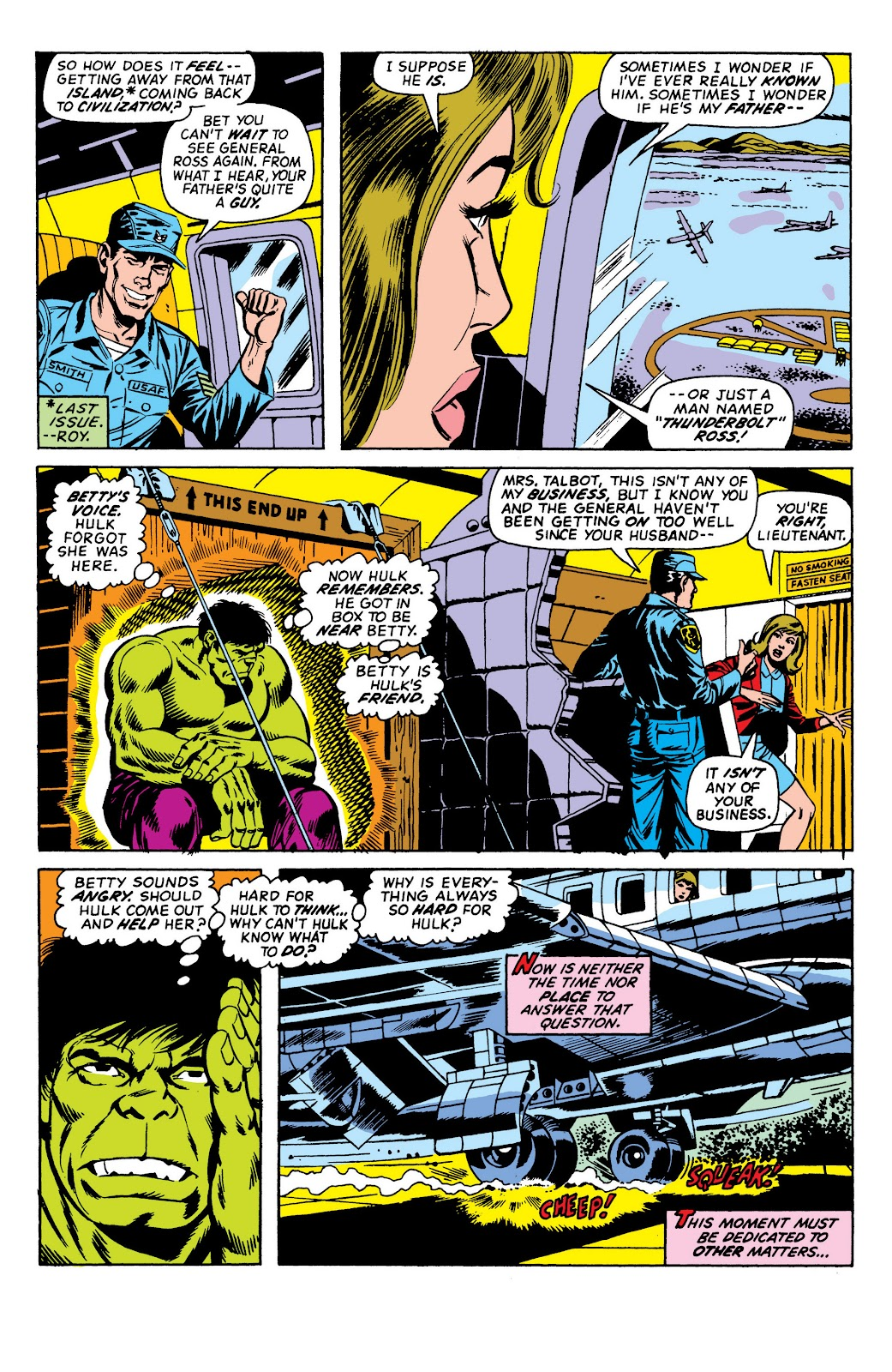 Read online Marvel Masterworks: The Incredible Hulk comic -  Issue # TPB 10 (Part 1) - 9