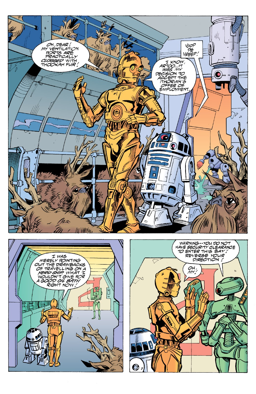Read online Star Wars Legends Epic Collection: The Empire comic -  Issue # TPB 5 (Part 3) - 90