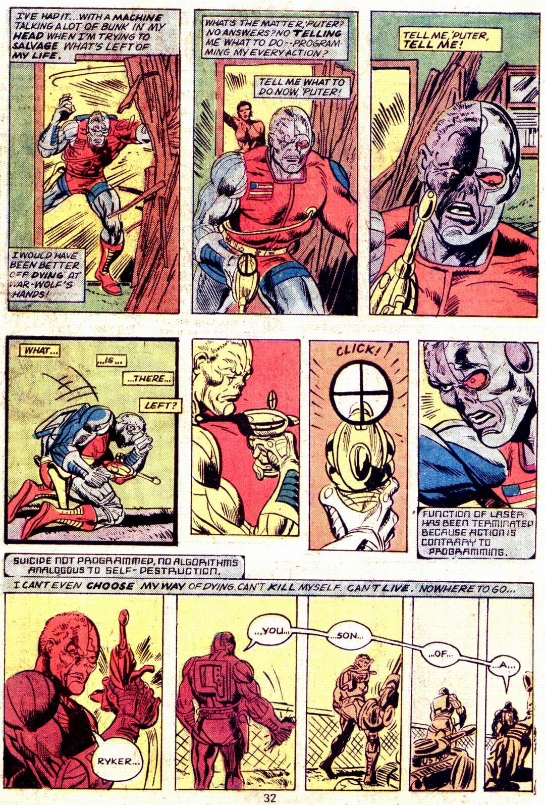 Read online Astonishing Tales (1970) comic -  Issue #27 - 20