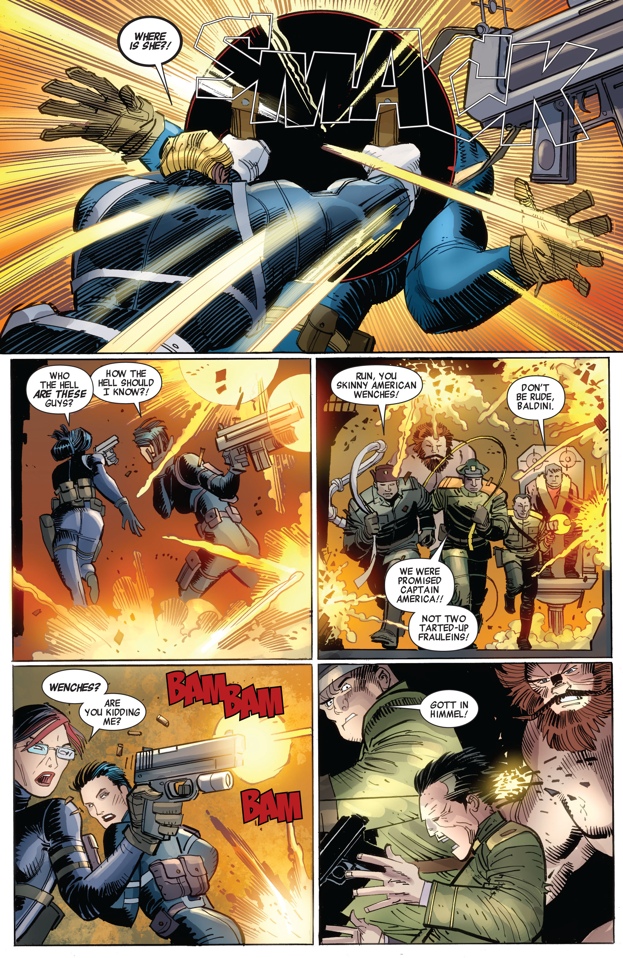 Read online Avengers (2010) comic -  Issue #16 - 18