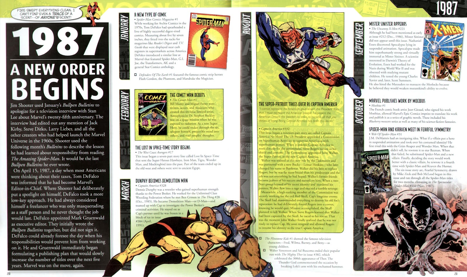 Read online Marvel Chronicle comic -  Issue # TPB (Part 3) - 26
