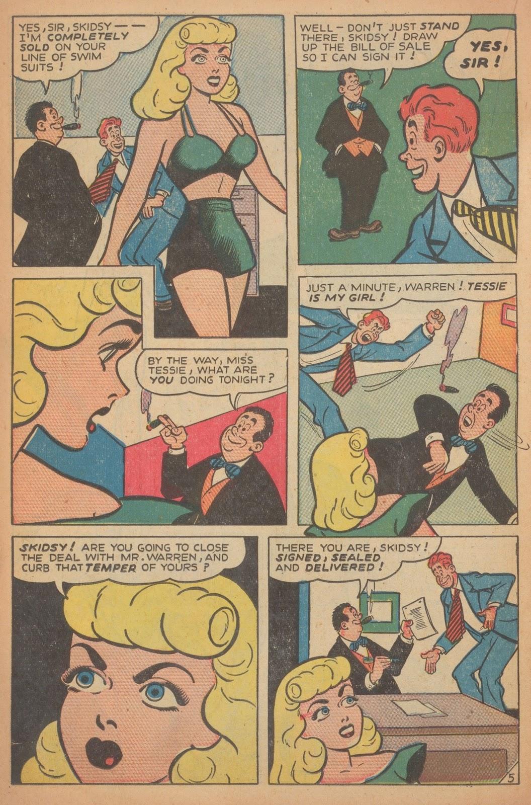 Read online Gay Comics comic -  Issue #33 - 24