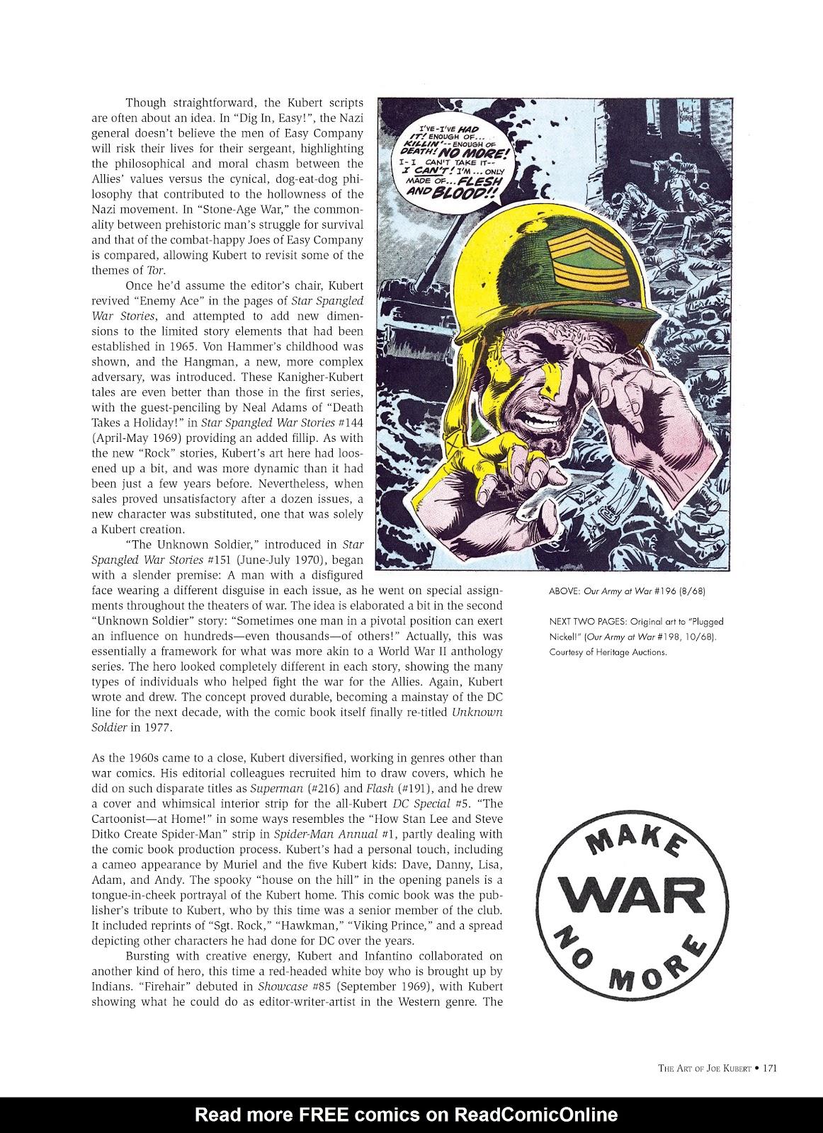 Read online The Art of Joe Kubert comic -  Issue # TPB (Part 2) - 71