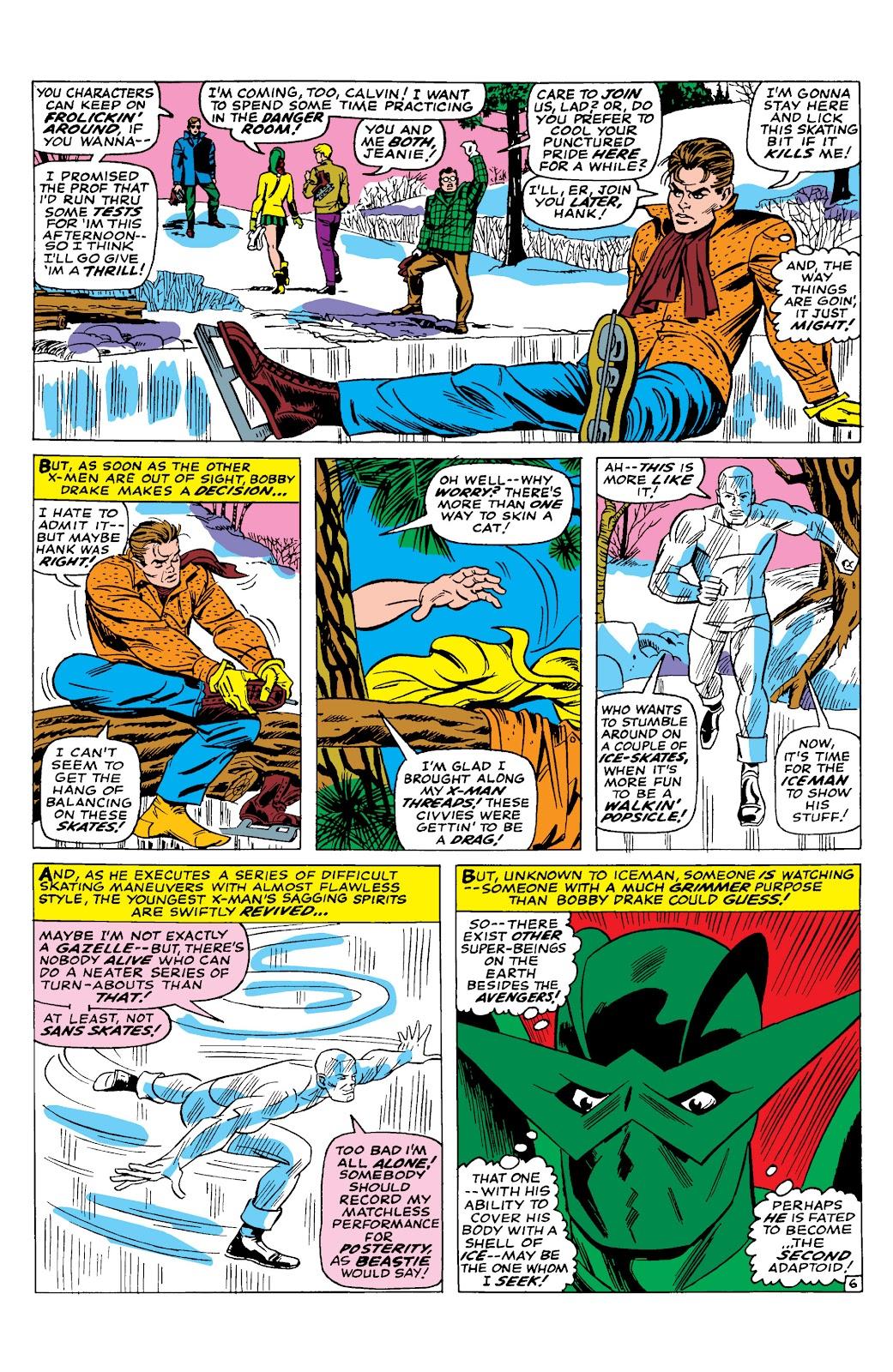 Uncanny X-Men (1963) issue 29 - Page 7
