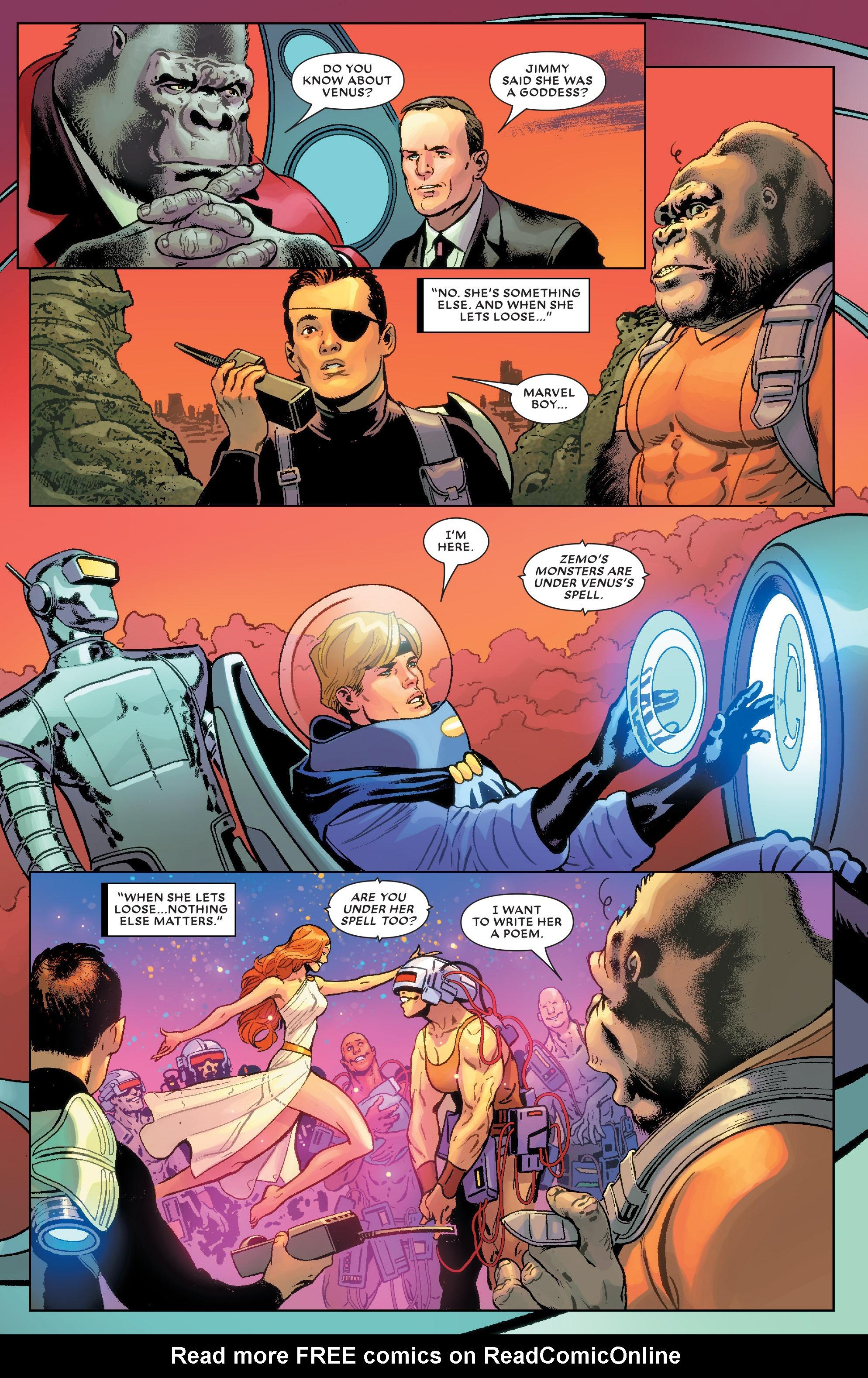 Read online Secret Wars Journal/Battleworld comic -  Issue # TPB - 100