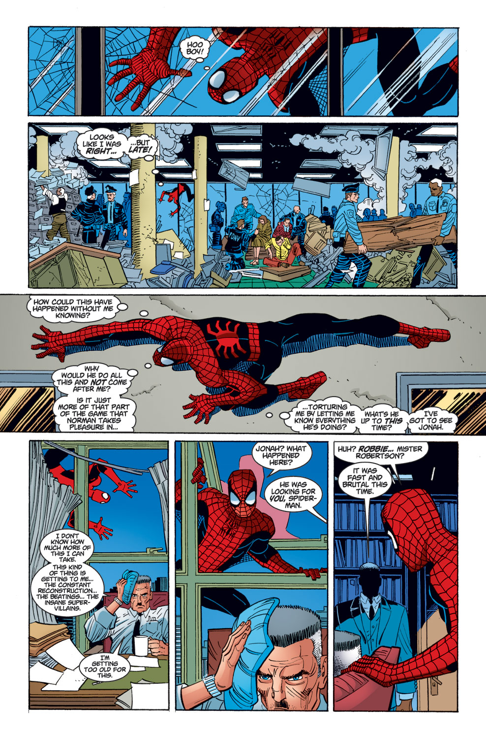 The Amazing Spider-Man (1999) 25 Page 13