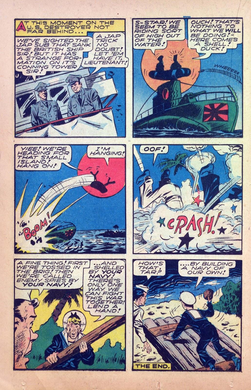 Read online Joker Comics comic -  Issue #17 - 32