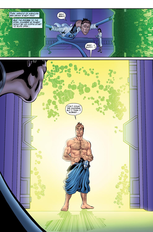 Read online Fantastic Four: Season One comic -  Issue # TPB - 85