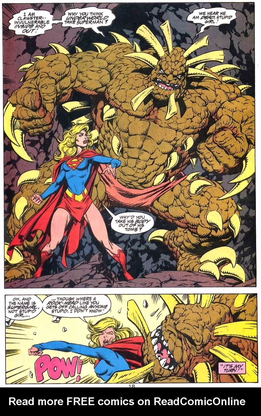 Read online Adventures of Superman (1987) comic -  Issue #499 - 19