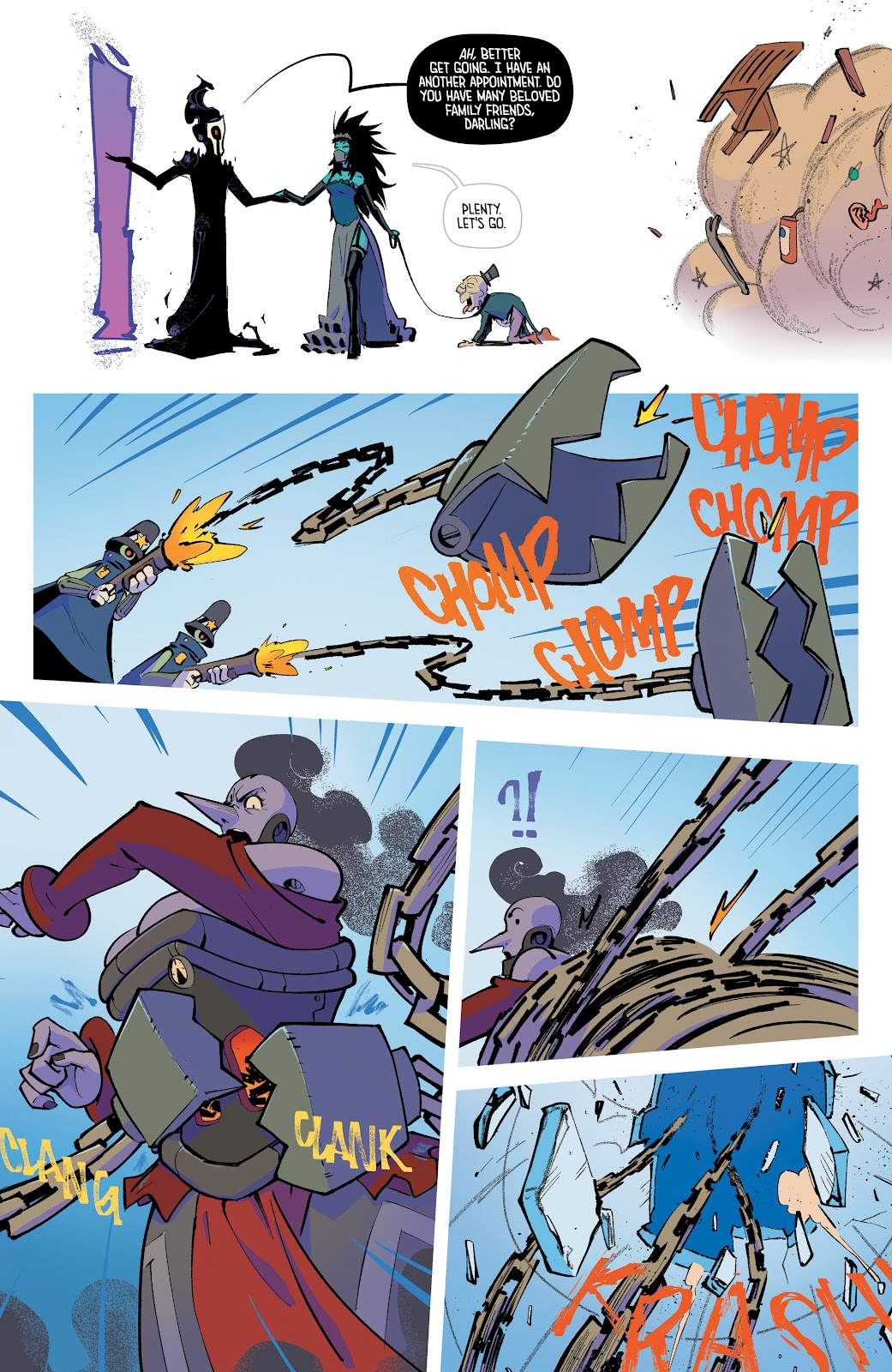 Read online The Ludocrats comic -  Issue #1 - 23