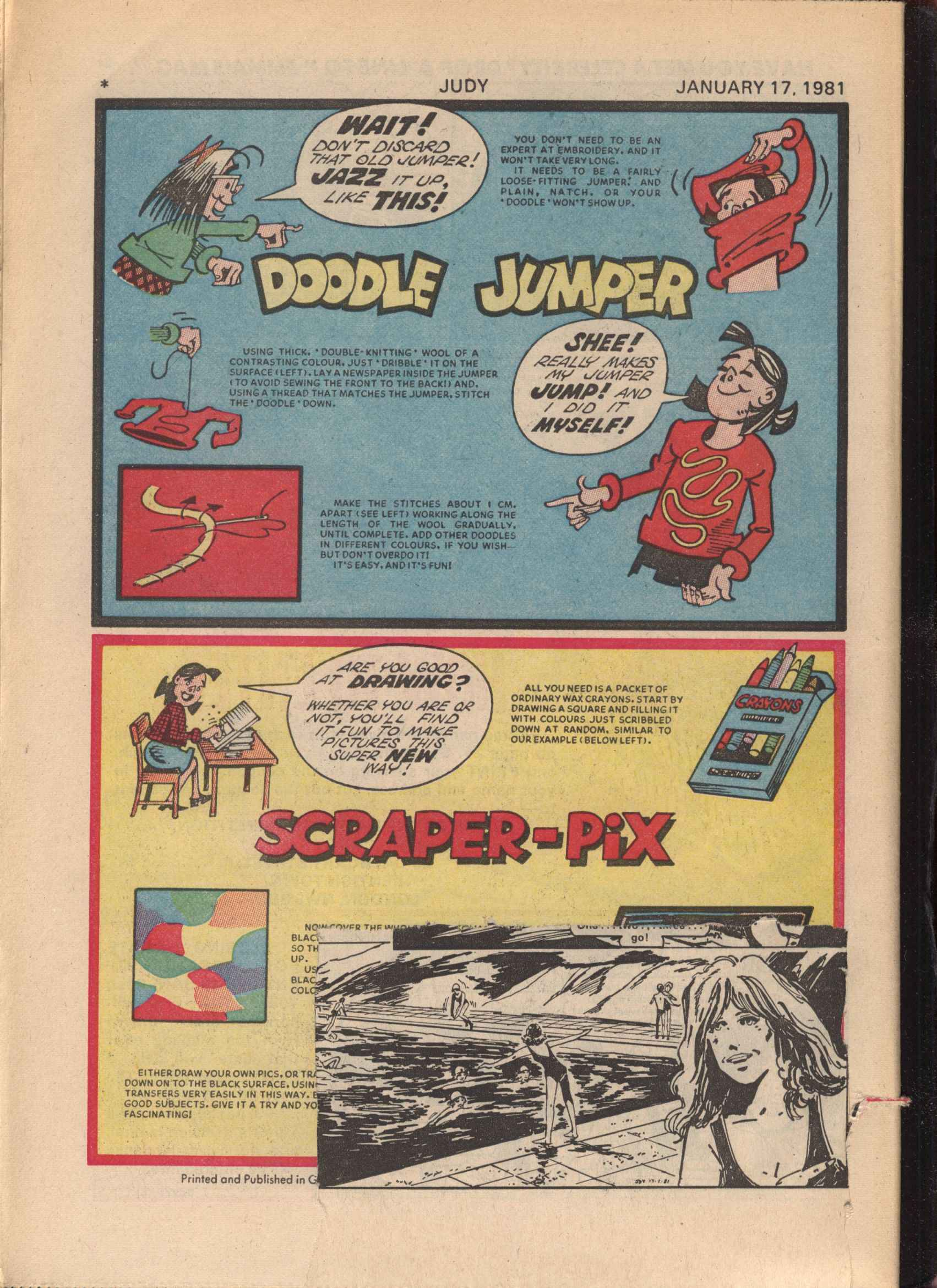 Read online Judy comic -  Issue #97 - 32