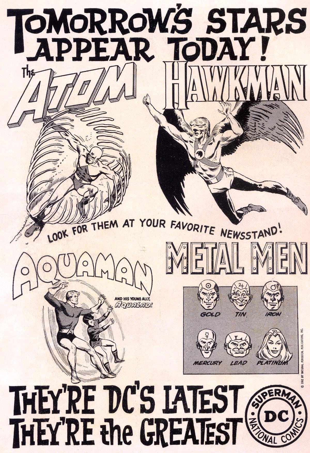 Read online Adventure Comics (1938) comic -  Issue #297 - 2