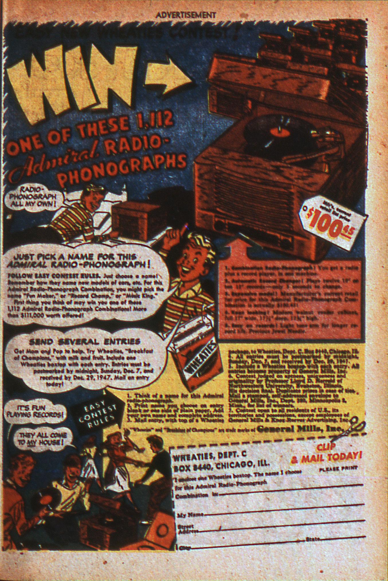 Read online Adventure Comics (1938) comic -  Issue #124 - 14