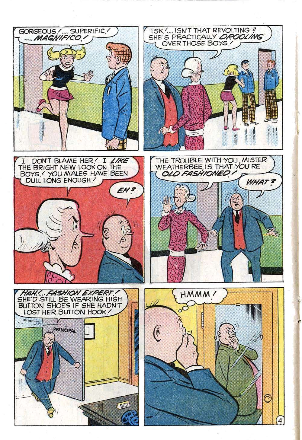 Read online Archie (1960) comic -  Issue #202 - 16