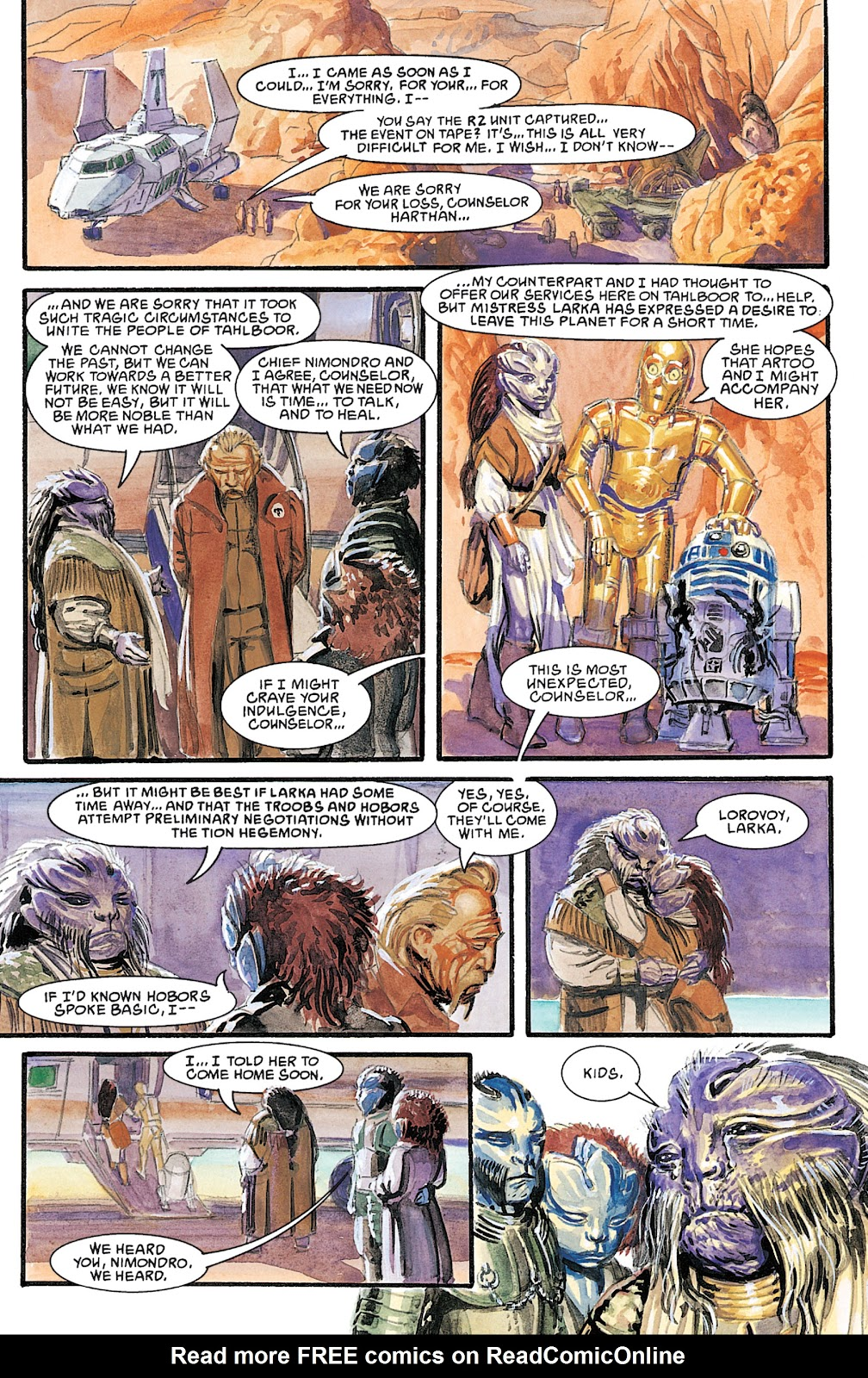 Read online Star Wars Legends Epic Collection: The Empire comic -  Issue # TPB 5 (Part 5) - 31