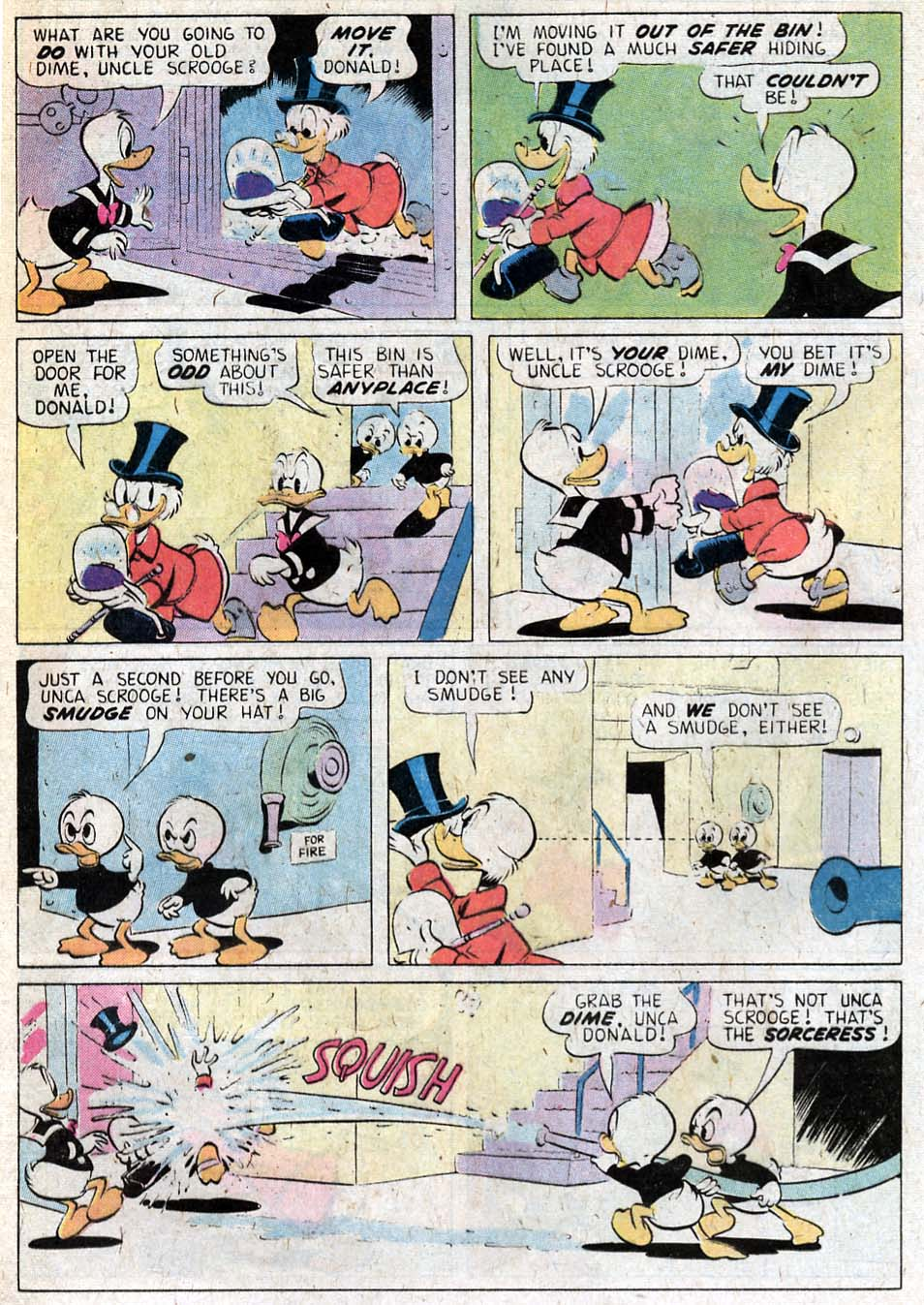 Read online Uncle Scrooge (1953) comic -  Issue #140 - 20