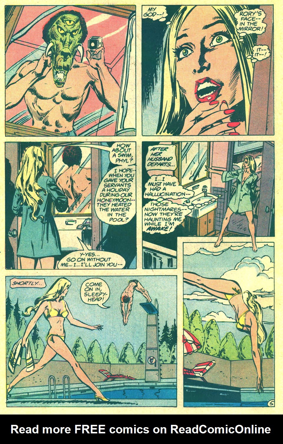 Elvira's House of Mystery Issue #5 #6 - English 19