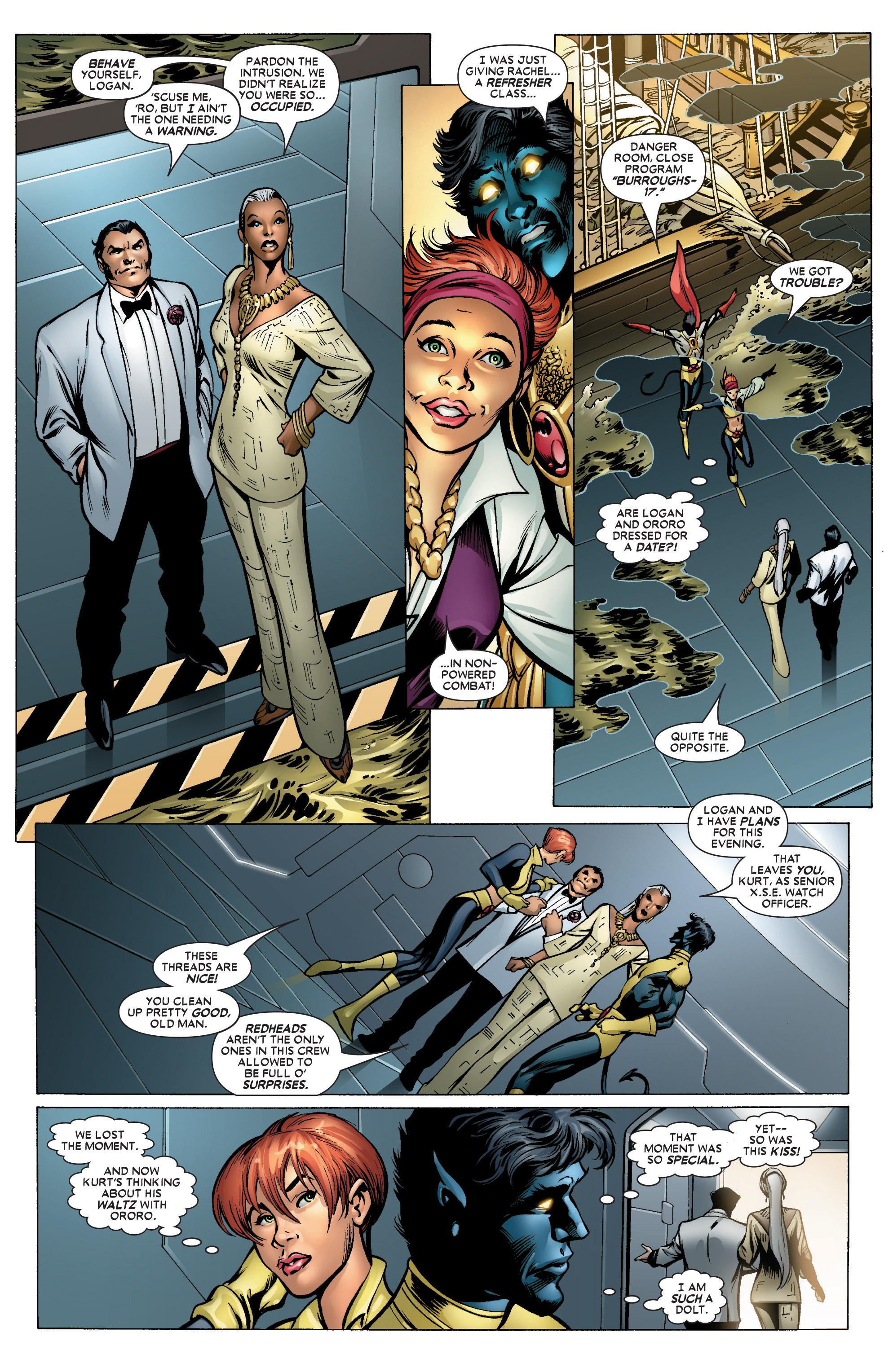 Read online Uncanny X-Men (1963) comic -  Issue #450 - 7