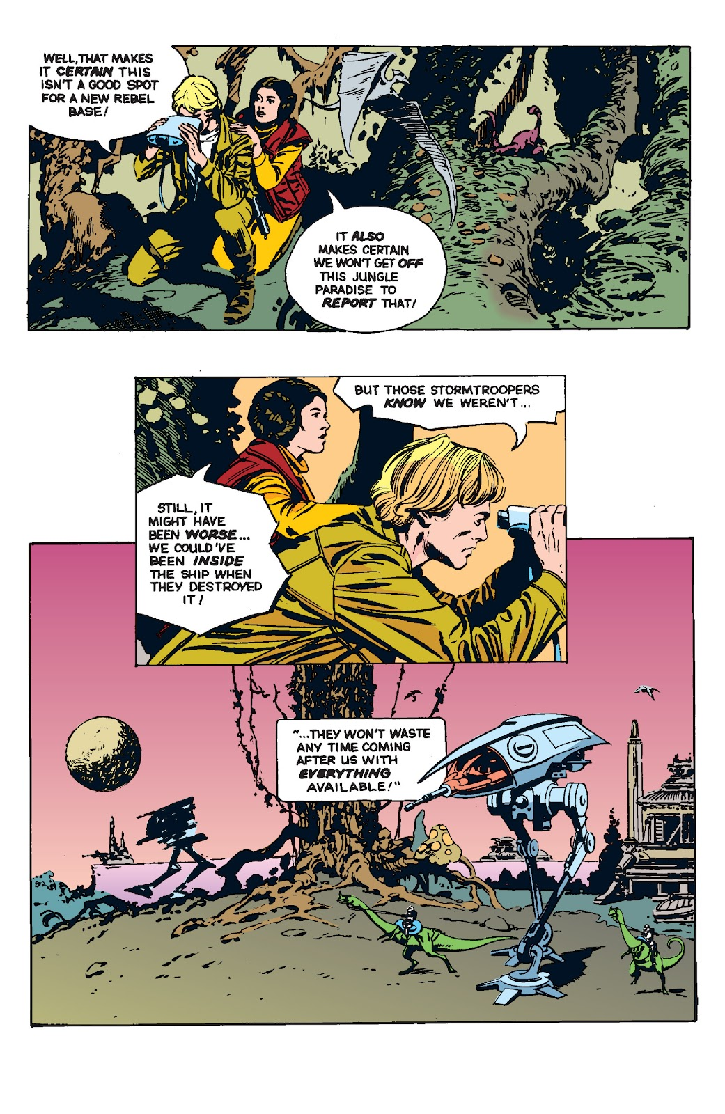 Read online Star Wars Legends: The Newspaper Strips - Epic Collection comic -  Issue # TPB (Part 4) - 86