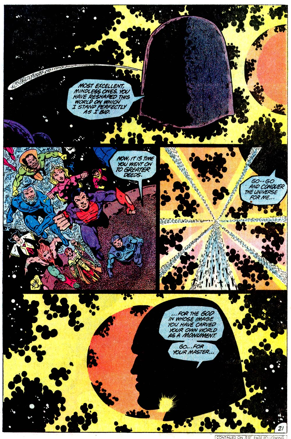 Legion of Super-Heroes (1980) 293 Page 21
