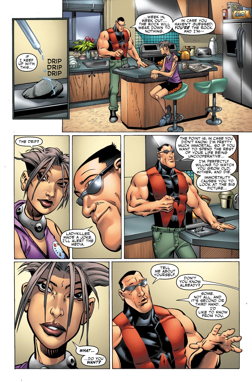 Read online Wonder Man (2007) comic -  Issue #2 - 8