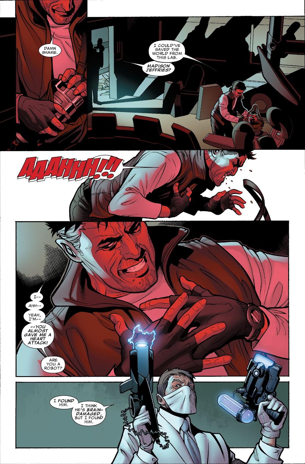 Uncanny X-Men (1963) issue 505 - Page 17