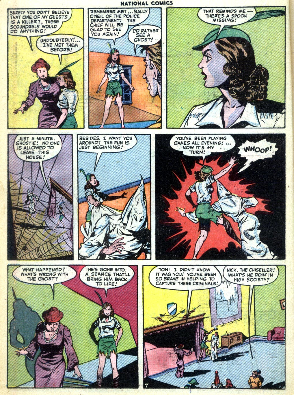 National Comics (1940) issue 47 - Page 28