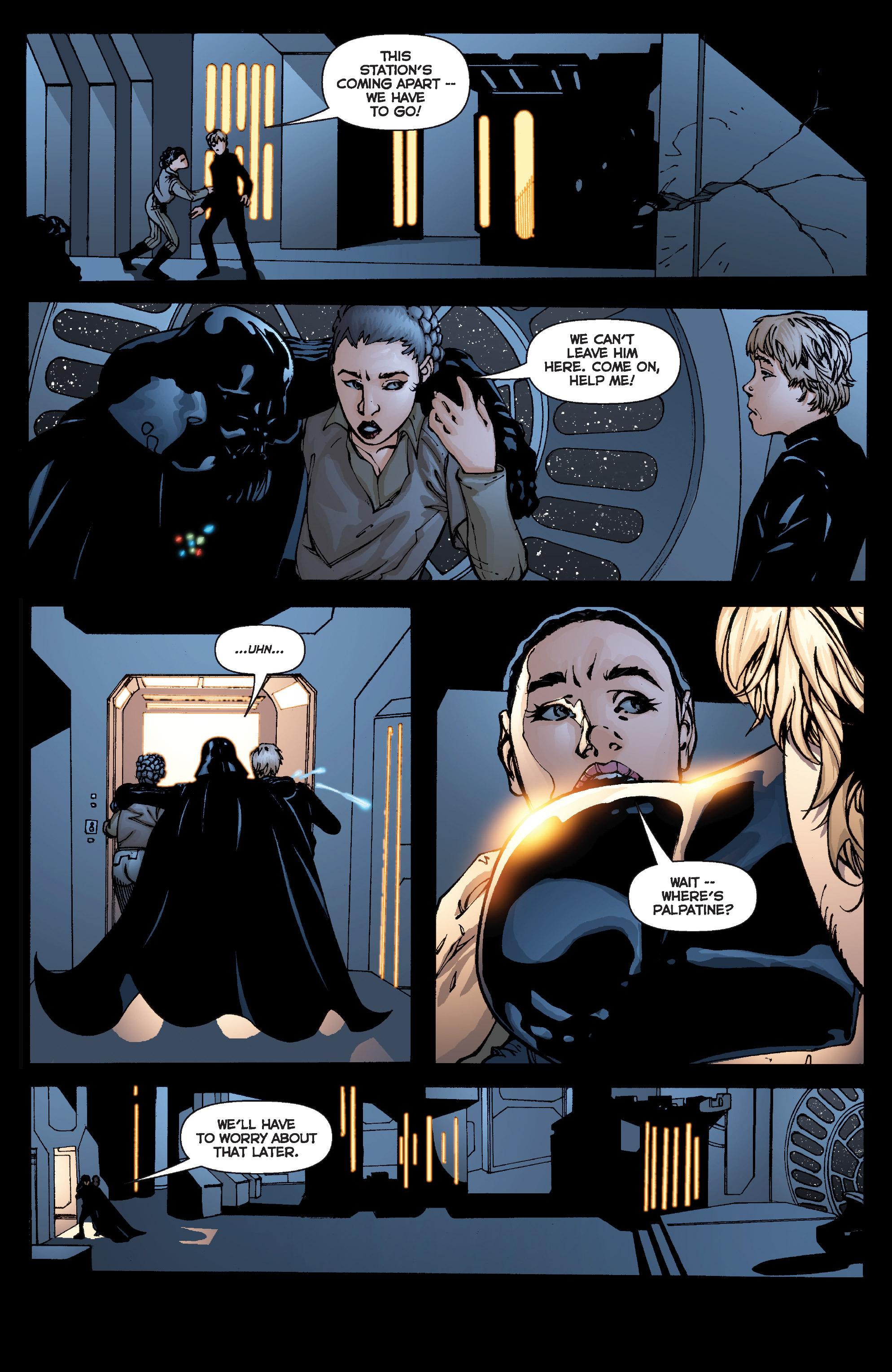 Read online Star Wars Omnibus comic -  Issue # Vol. 27 - 271