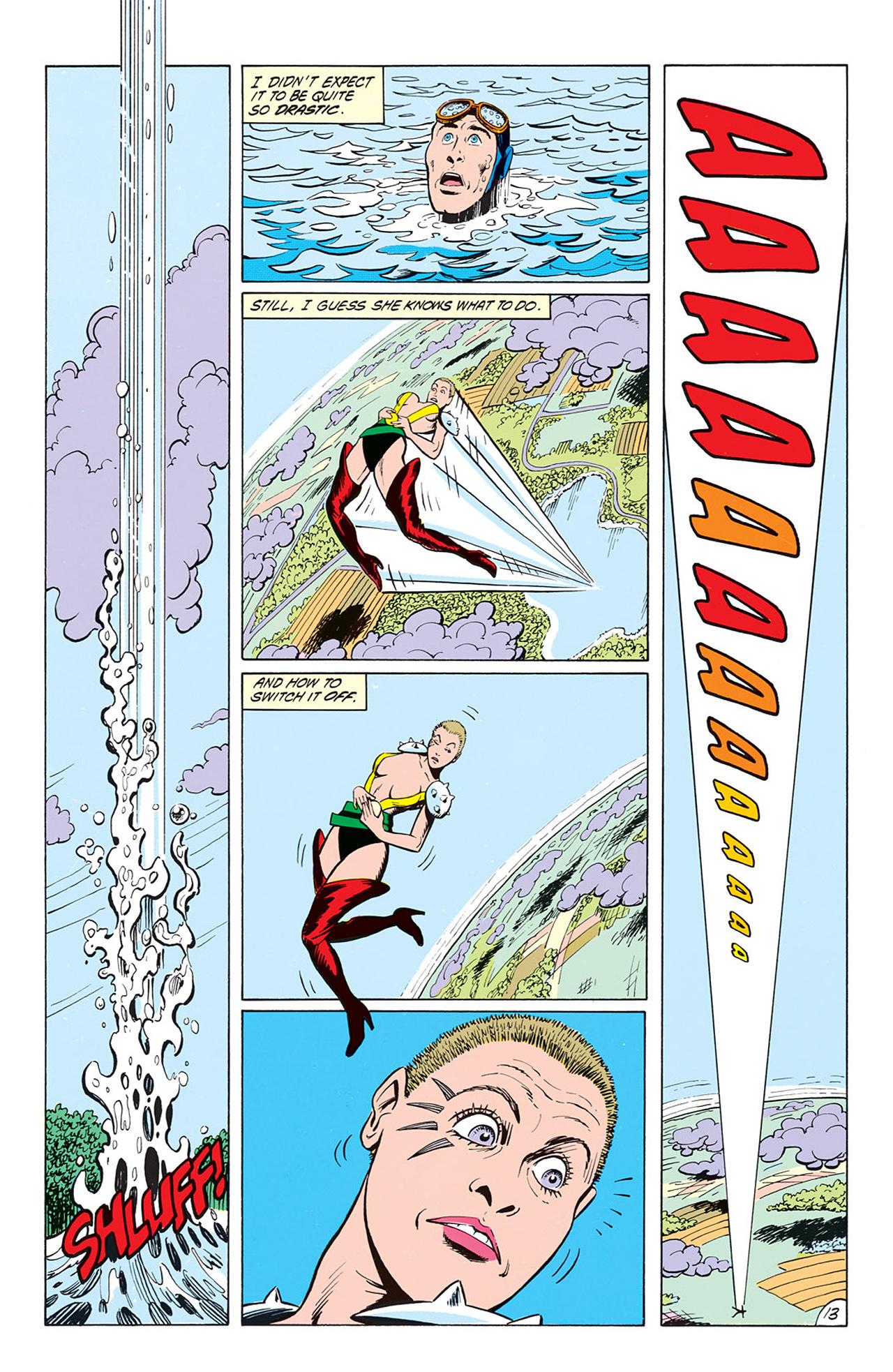 Read online Animal Man (1988) comic -  Issue #6 - 15