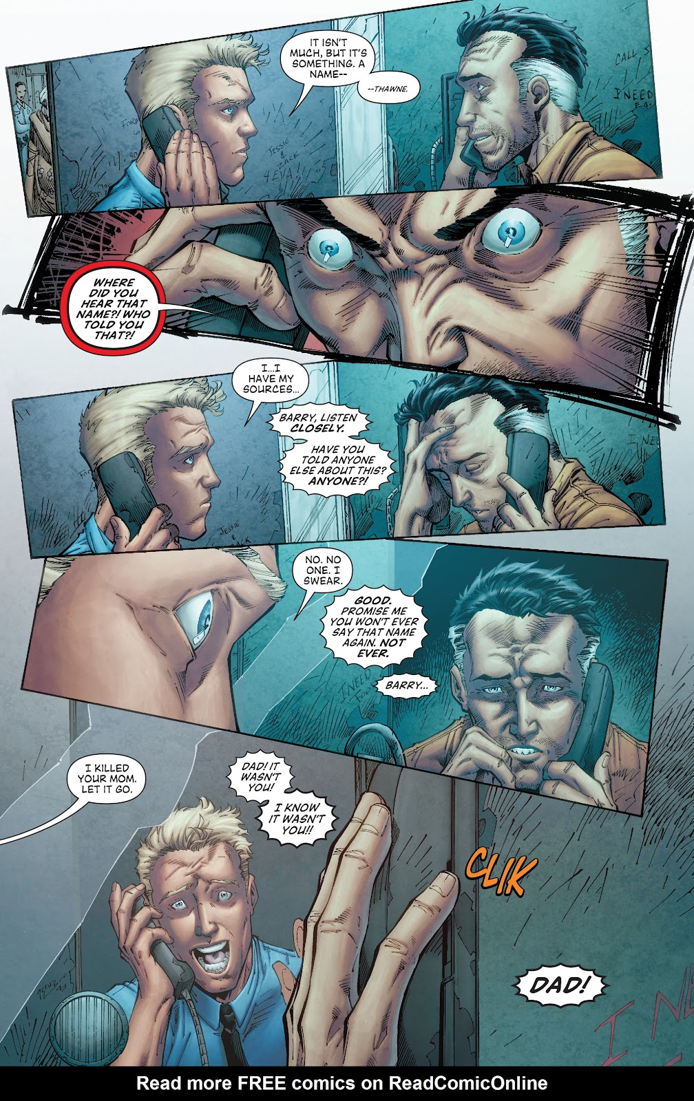 Read online The Flash (2011) comic -  Issue # _TPB 8 (Part 1) - 13