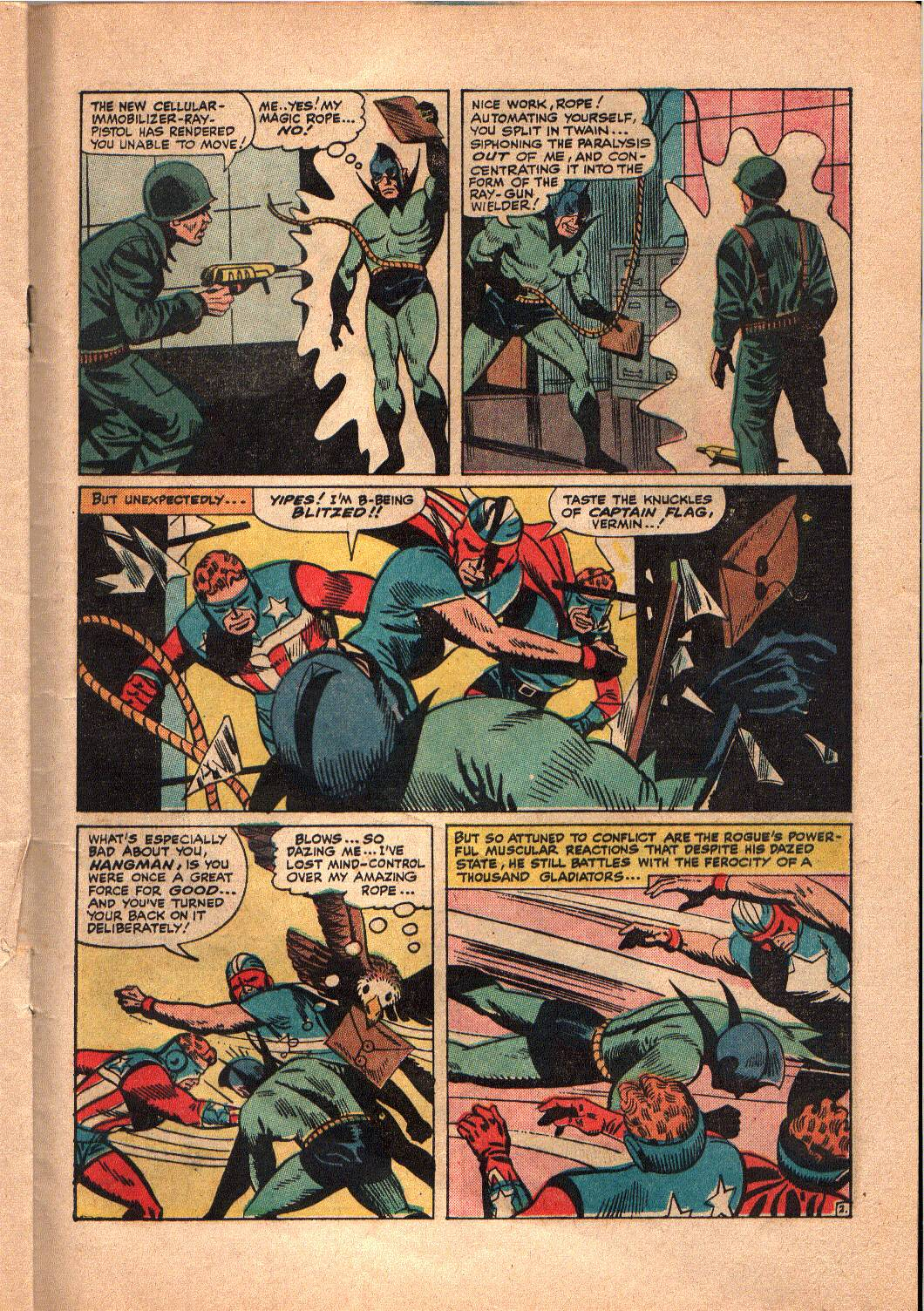 The Mighty Crusaders (1965) Issue #4 #4 - English 17