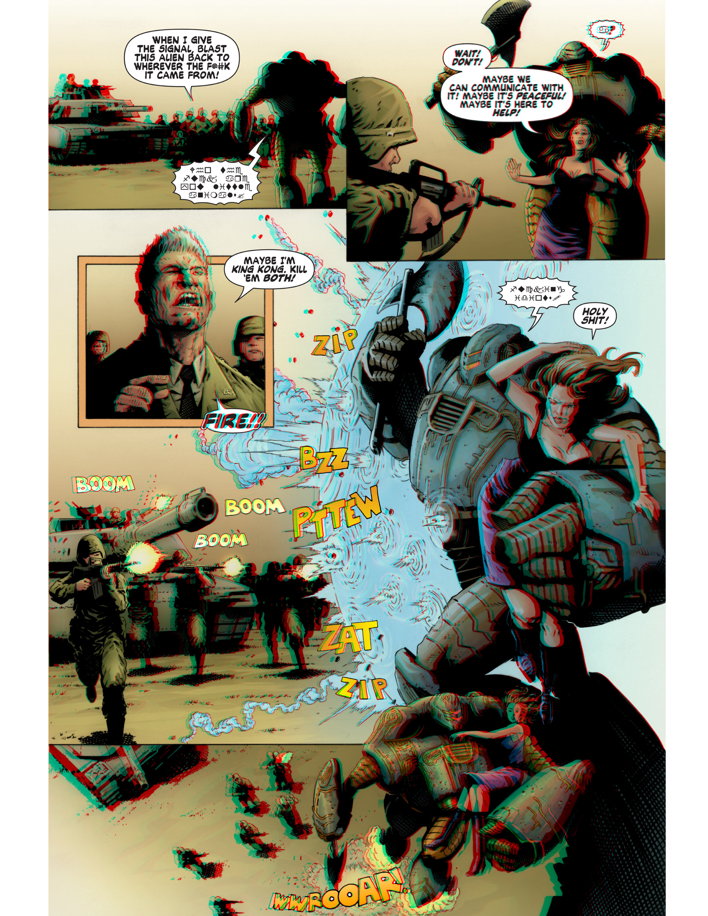 Read online Bad Planet comic -  Issue # TPB - 58