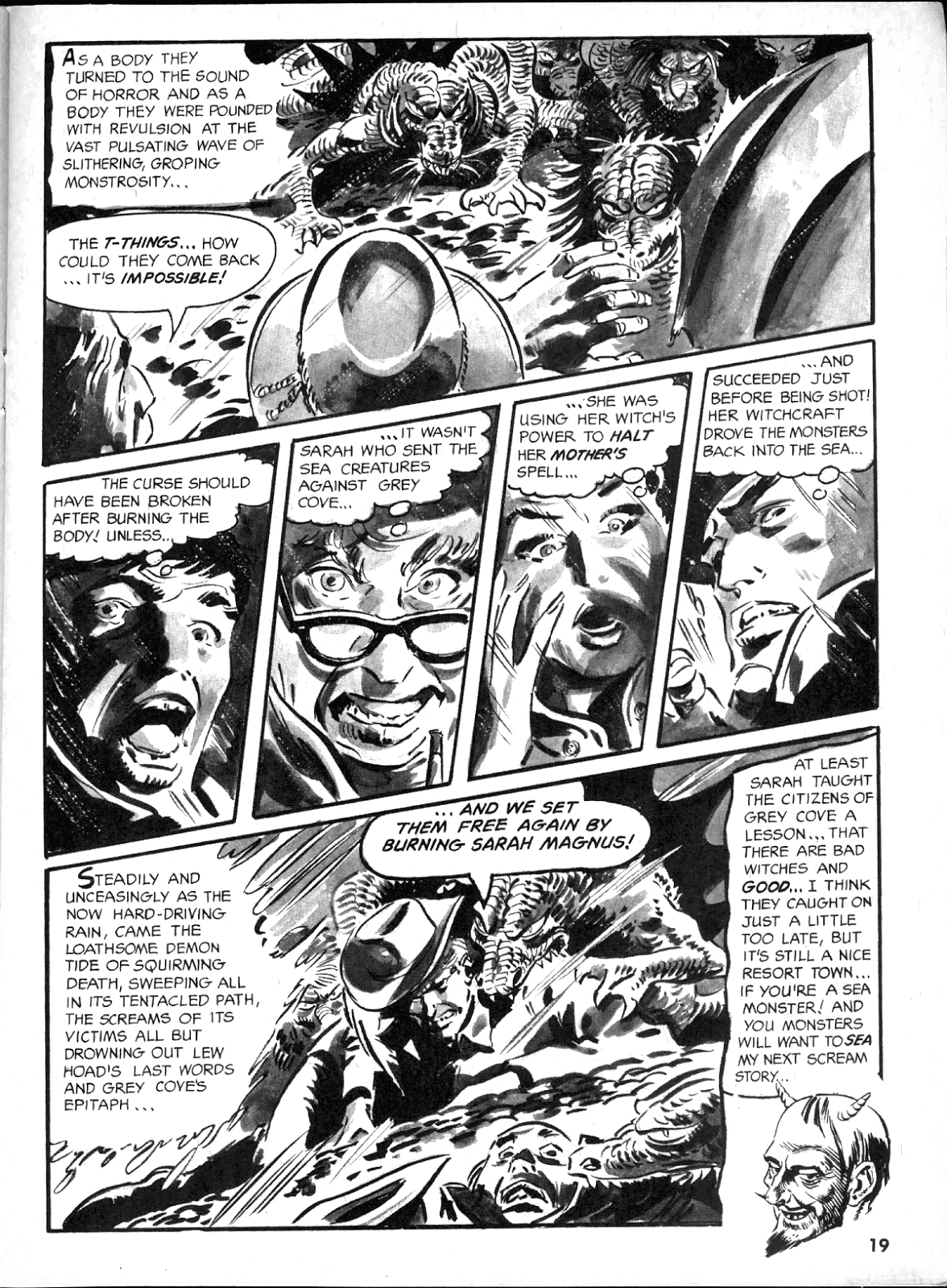 Creepy (1964) Issue #25 #25 - English 19