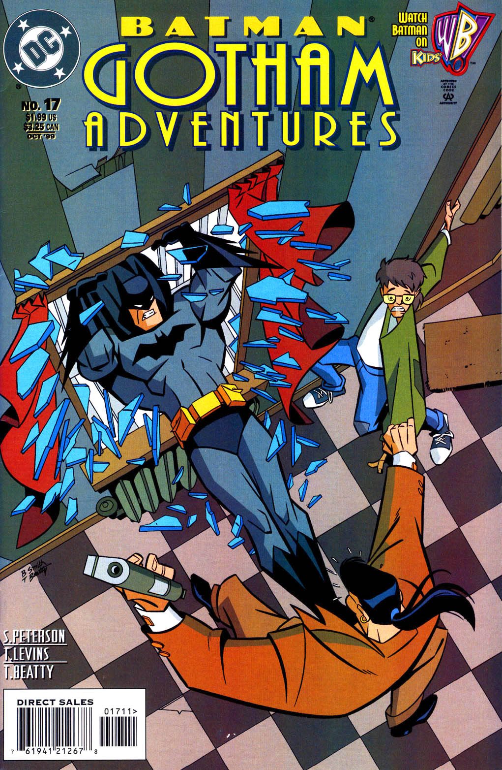 Batman: Gotham Adventures 17 Page 1