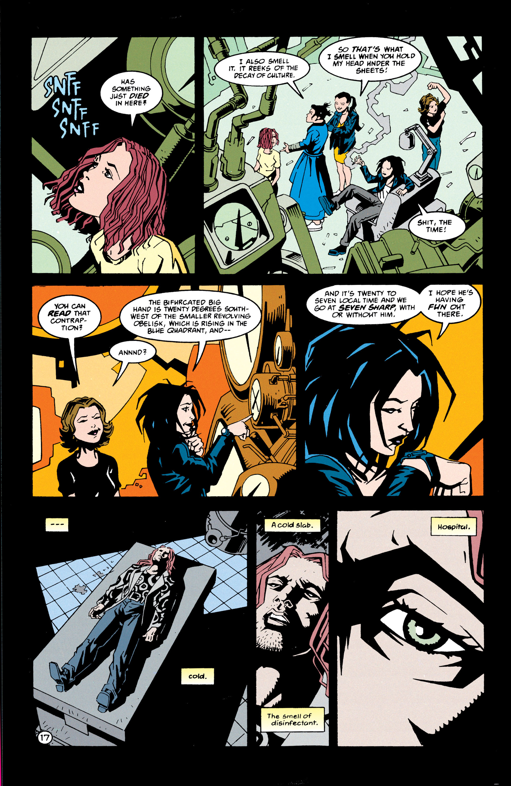 Read online Shade, the Changing Man comic -  Issue #69 - 18