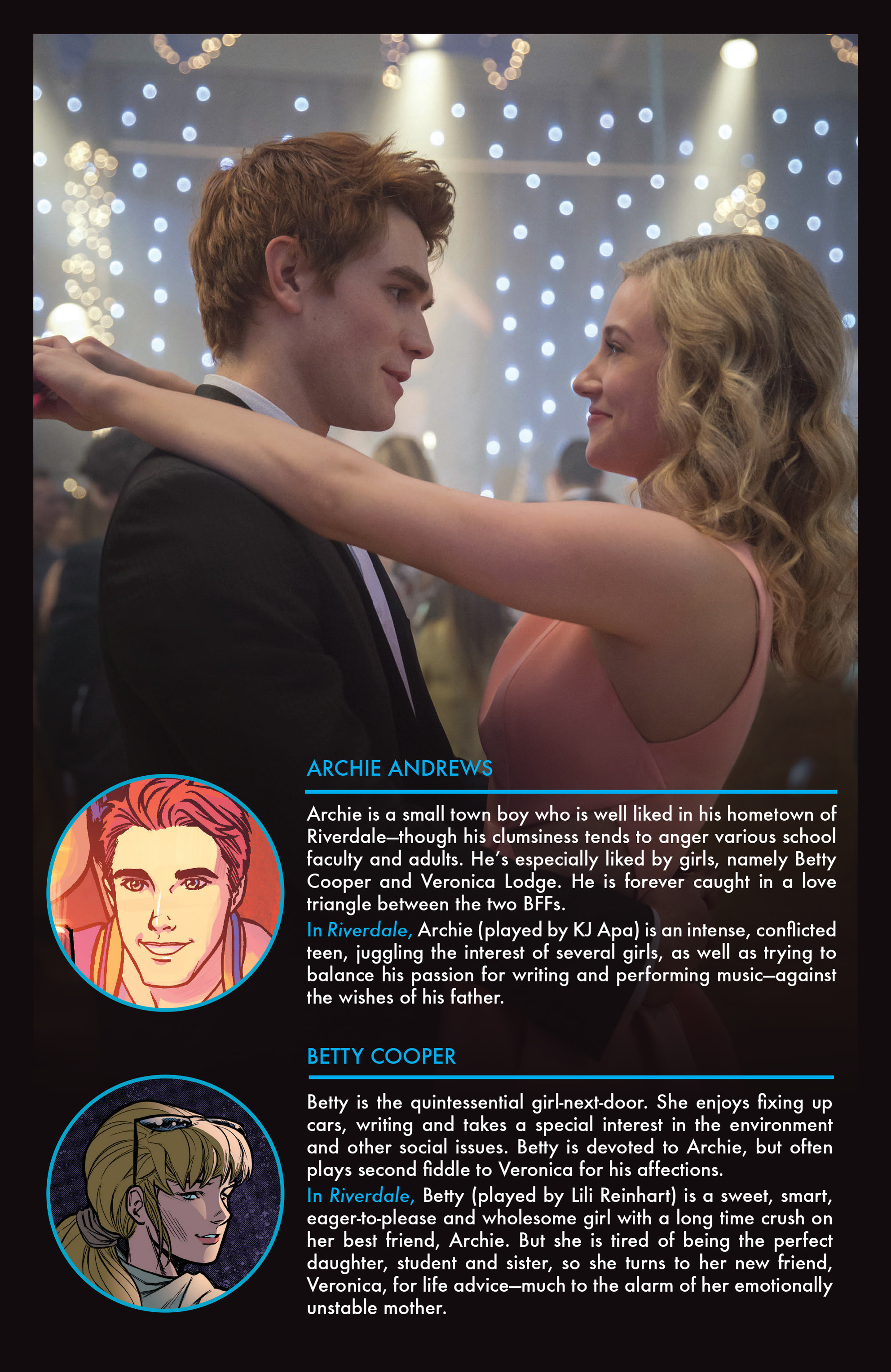 Read online Riverdale comic -  Issue #2 - 25