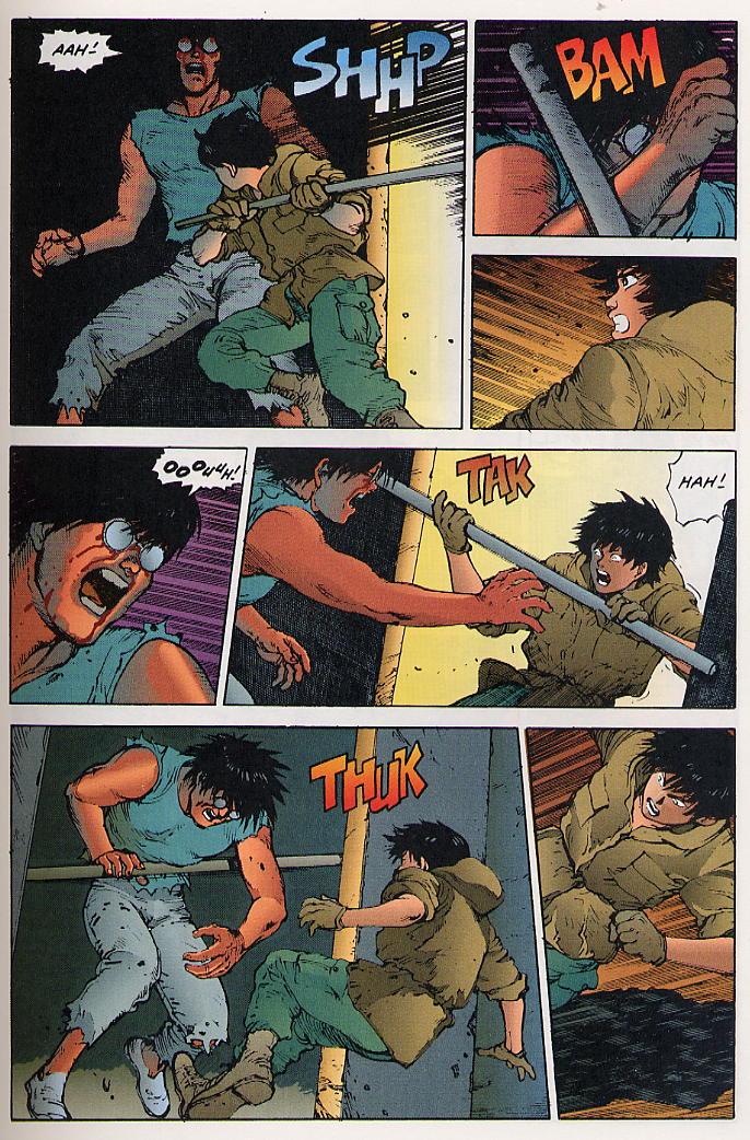 Read online Akira comic -  Issue #26 - 14
