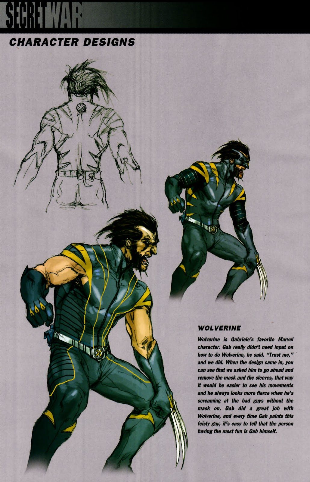 Read online Secret War comic -  Issue #3 - 33