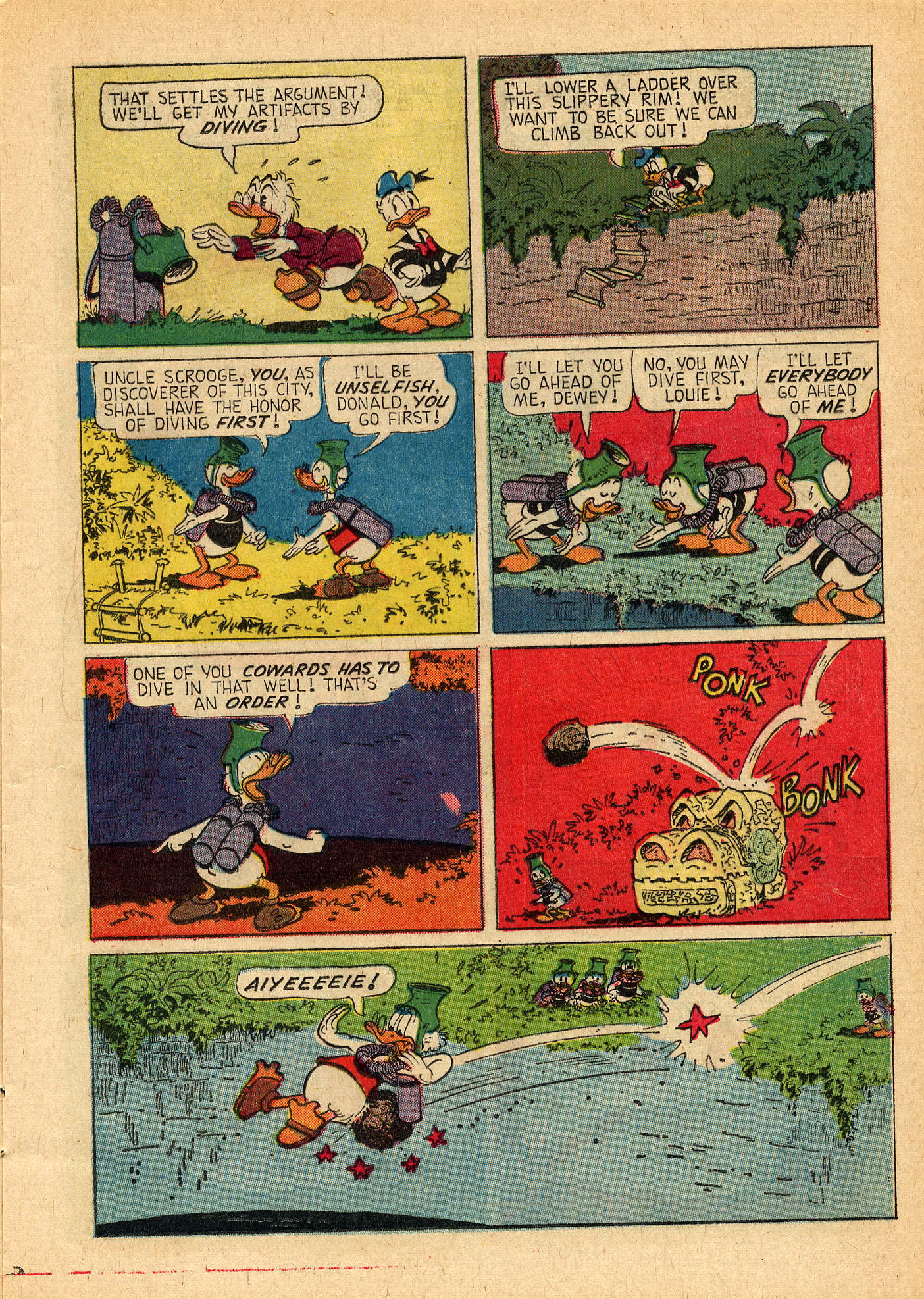 Read online Uncle Scrooge (1953) comic -  Issue #44 - 13