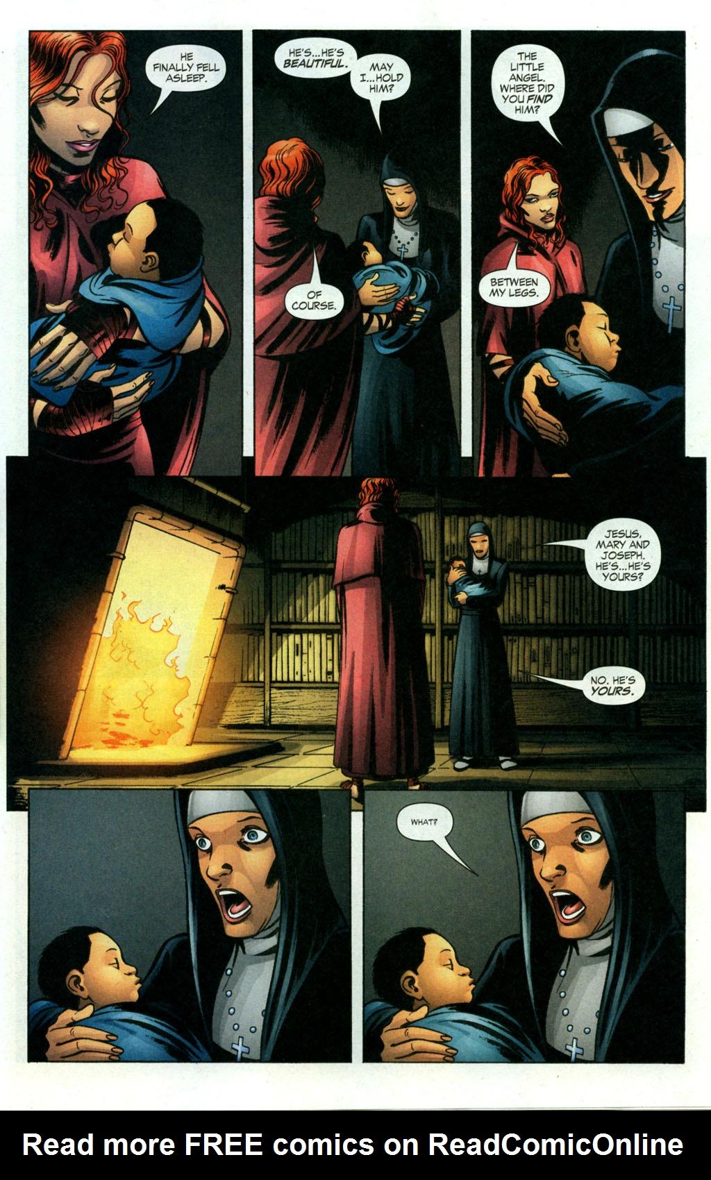 Read online Fallen Angel (2003) comic -  Issue #18 - 20