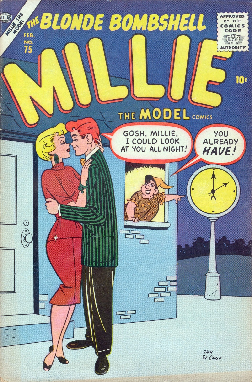 Millie the Model issue 75 - Page 1