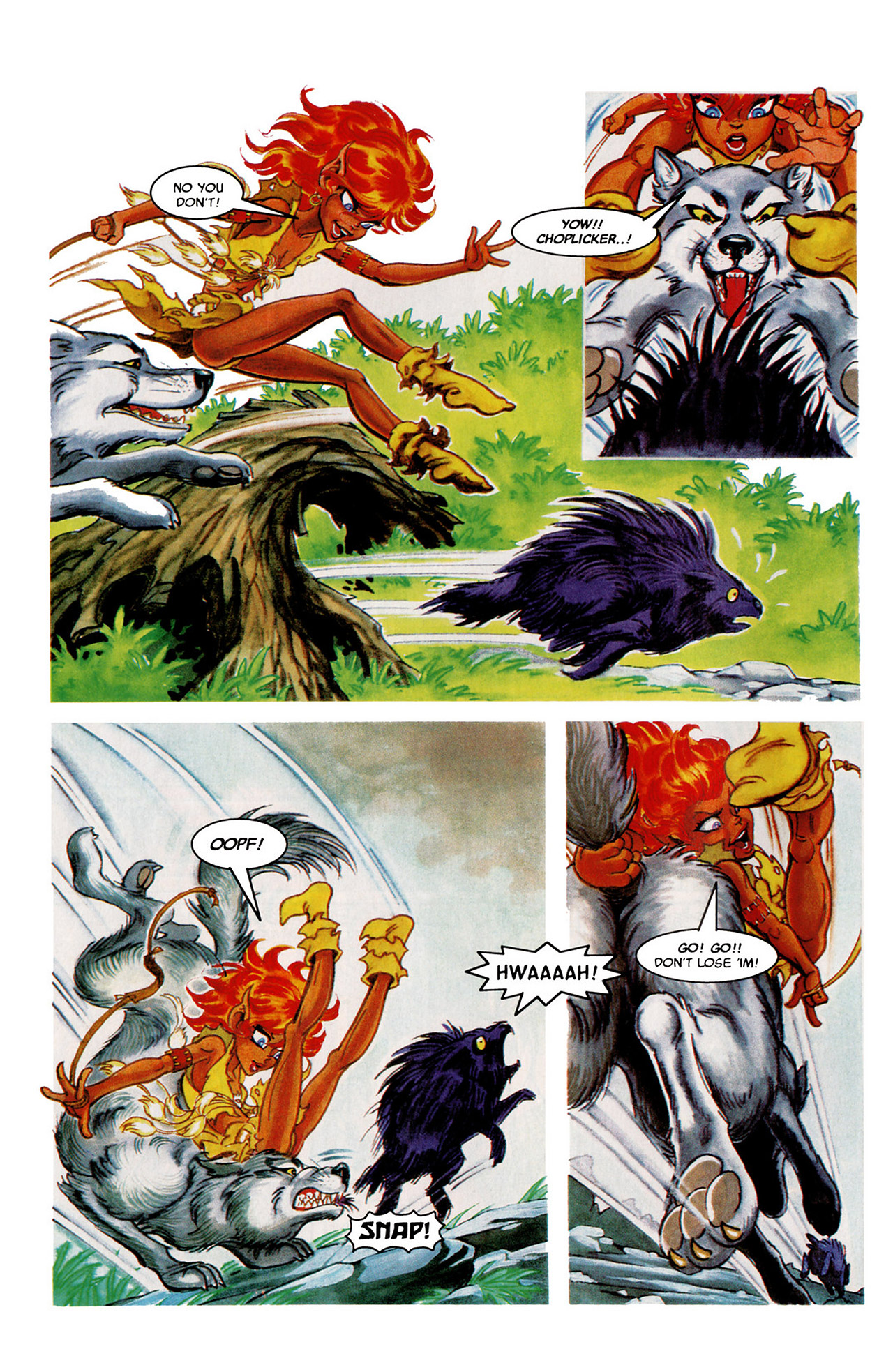 Read online Harbinger (1992) comic -  Issue #13 - 5
