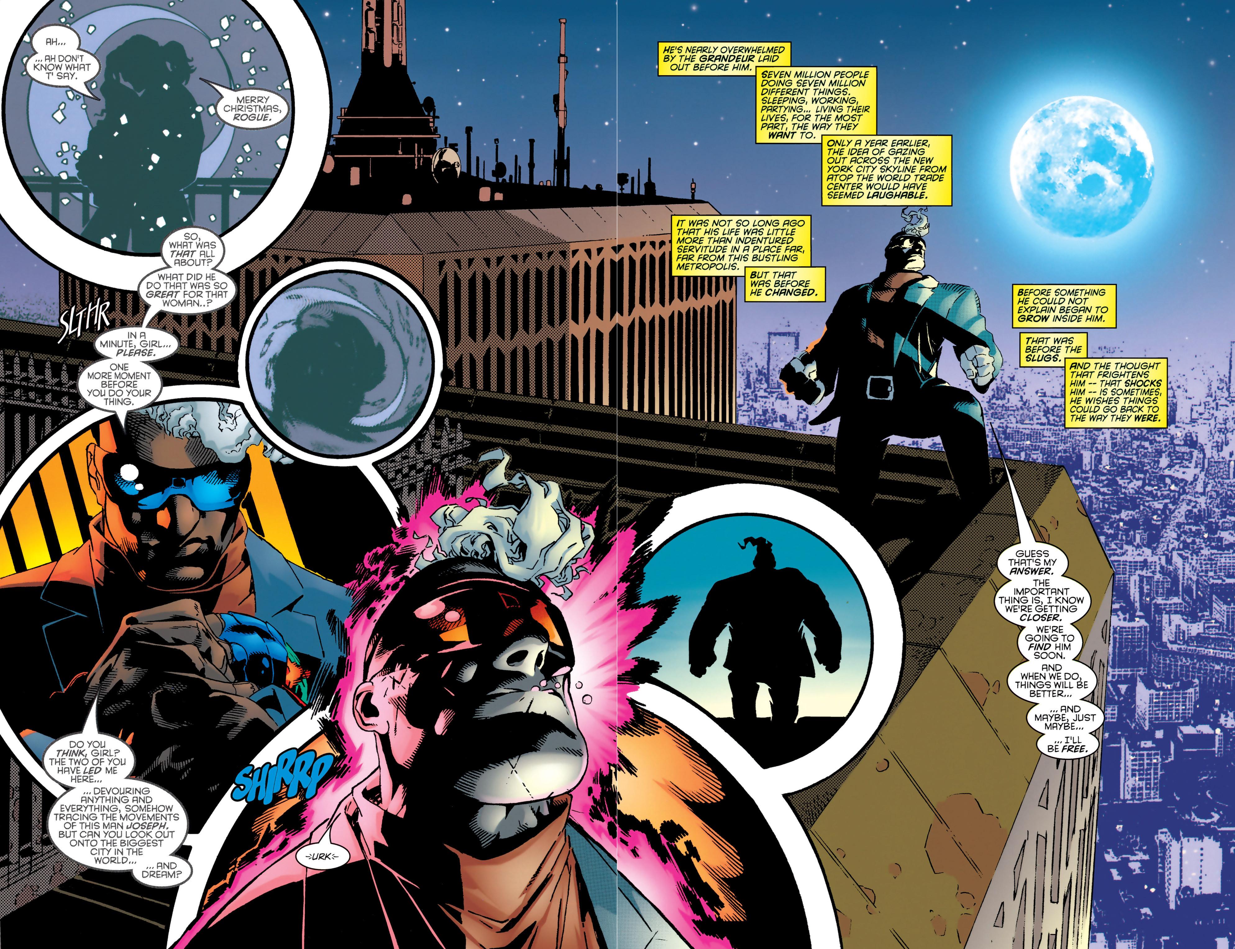 Read online Uncanny X-Men (1963) comic -  Issue #349 - 3