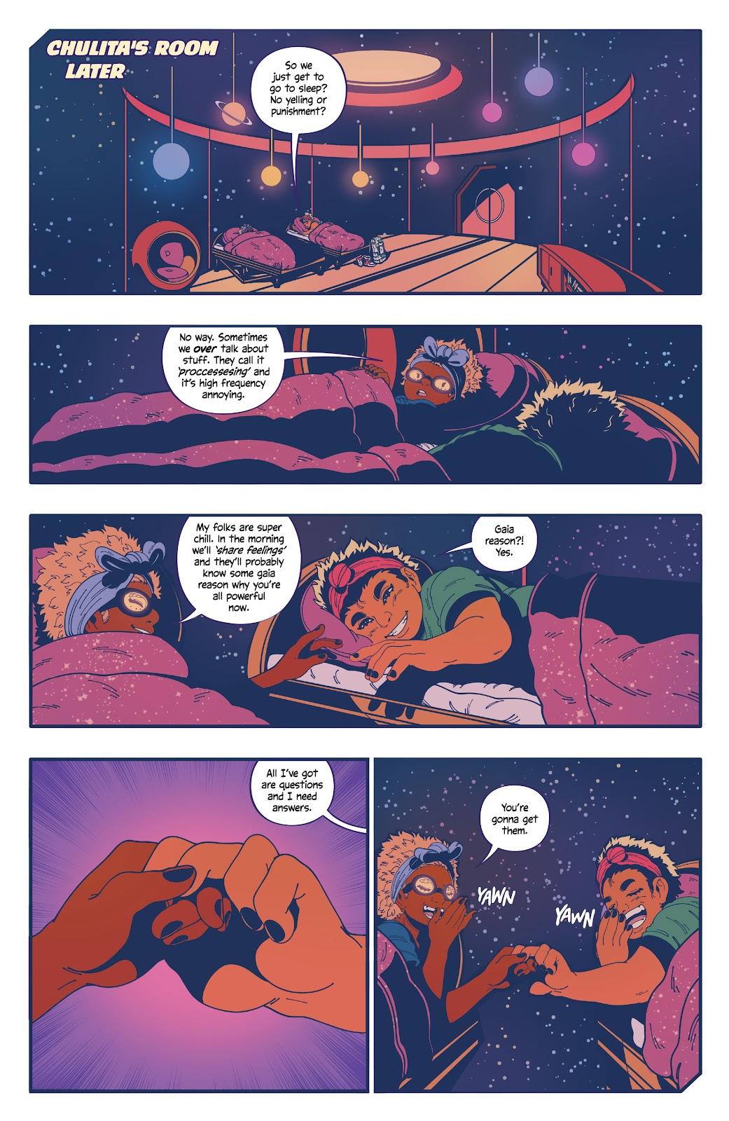 Read online b.b. free comic -  Issue #2 - 7