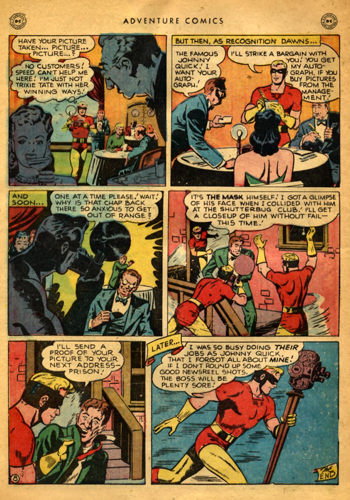 Read online Adventure Comics (1938) comic -  Issue #141 - 48