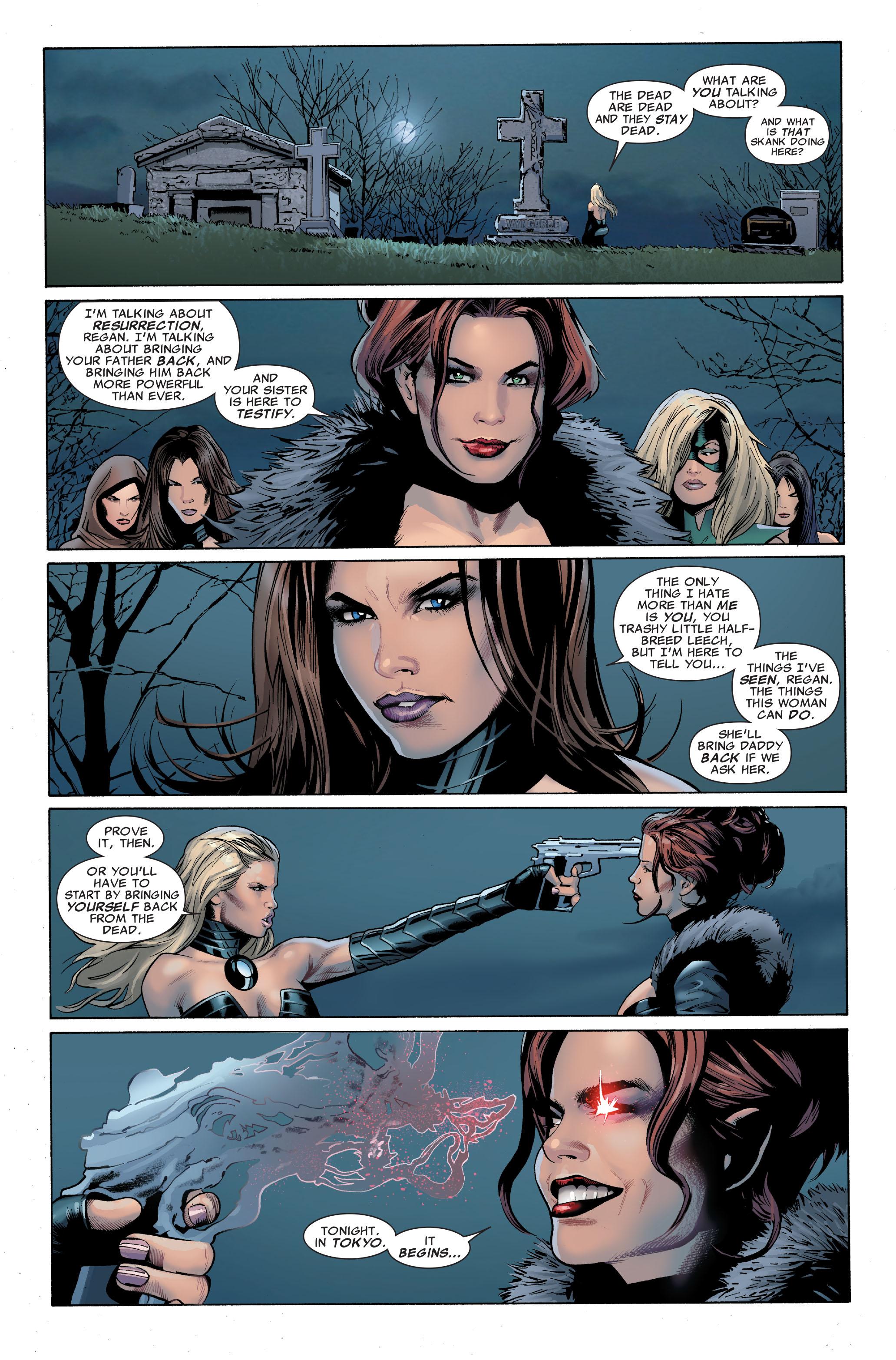 Read online Uncanny X-Men (1963) comic -  Issue #508 - 3