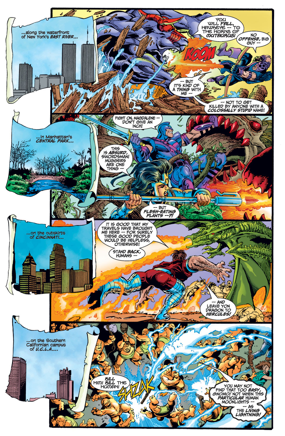 Avengers (1998) issue 1 - Page 6
