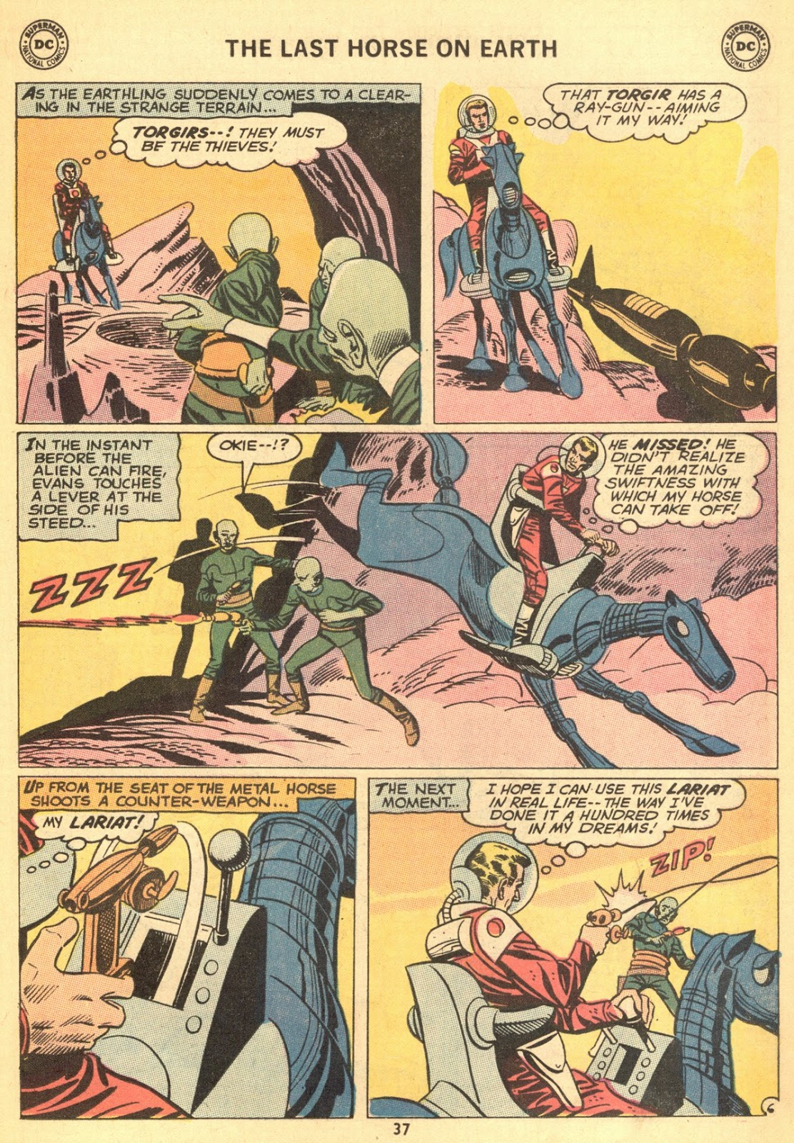 From Beyond the Unknown (1969) issue 9 - Page 39
