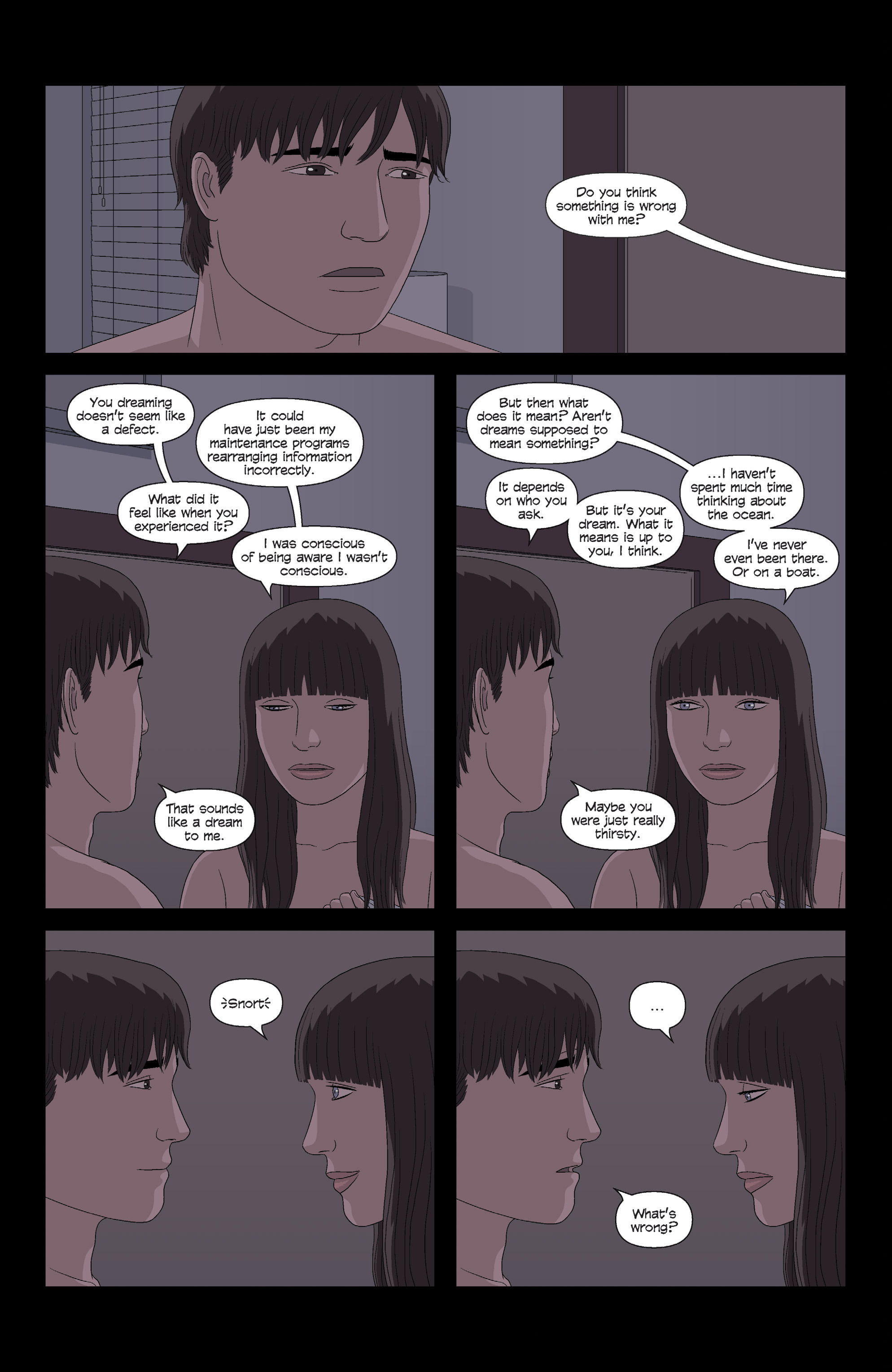 Read online Alex   Ada comic -  Issue # _TPB 3 - 11